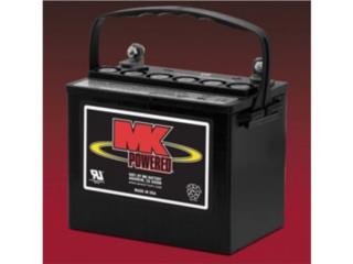 Bateria MK MU-1 SLD PAR, Equipos Pro-Impedidos Inc. Puerto Rico