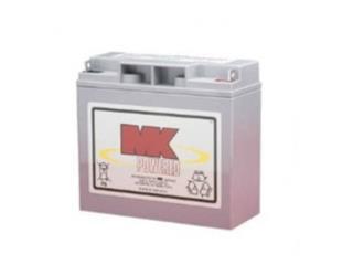 Bateria MK M17-12 SLD PAR, Equipos Pro-Impedidos Inc. Puerto Rico
