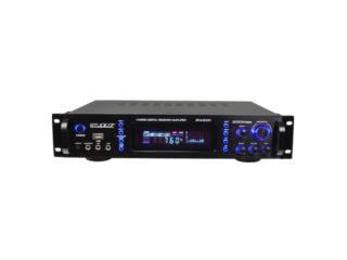 Receiver Am/Fm (Amplificador -Tuner)Bluetooth, Music & Technology Puerto Rico