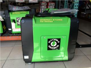 Generador Inverter Lifan 3600 watts Silencios, DE DIEGO RENTAL Puerto Rico
