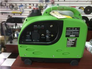 Generador Inverter Lifan 2000 watts Silencios, DE DIEGO RENTAL Puerto Rico