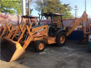 Cabo Rojo Puerto Rico Sistemas Seguridad - Camaras, Digger Backhoe Case Modelo 580 M Año 2008