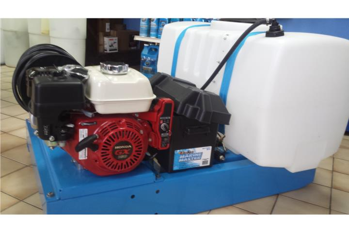 Maquina de presion con tanque de agua puerto rico - Maquina de agua a presion ...