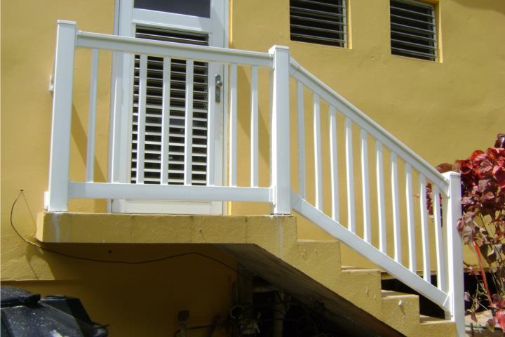 Clasificadosonline Com Autos >> Barandas PVC Escaleras Puerto Rico