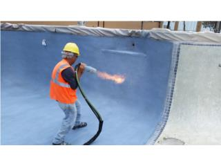 Aquabright Pool Coating, Pucho Pool Center & Spa Puerto Rico