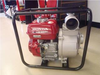WATER PUMP  WB30 XT, PLANET HONDA POWER EQUIPMENTS Puerto Rico