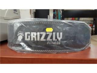 Fitness Grizzly Belt (Small), WSB Supplies U Puerto Rico