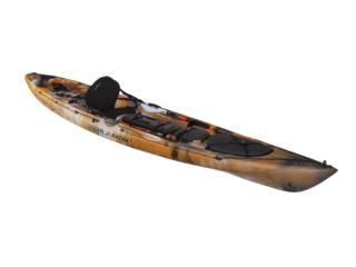 Trident 13 PESCA con 3 porta ca�as y Asiento!, Aqua Sports Kayaks Puerto Rico Puerto Rico