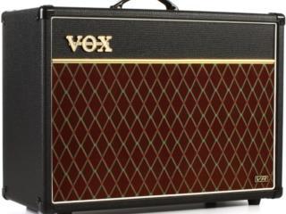VOX AC15VR Amplificador de Guitarra , STEVAN MICHEO MUSIC Puerto Rico