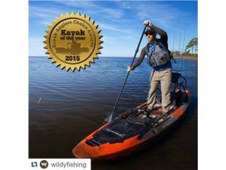 ATAK de Pesca Best Kayak 2015, Aqua Sports Kayaks Distributors Puerto Rico 1991 Puerto Rico