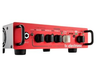 BASS HEAD TC ELECTRONIC / BH250, STEVAN MICHEO MUSIC Puerto Rico
