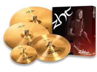 Set de platilllos ZILDJIAN  ZHT390, STEVAN MICHEO MUSIC Puerto Rico