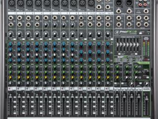 Consola Mackie 16 canales con FX y entrada USB, STEVAN MICHEO MUSIC Puerto Rico
