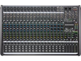 Consola Mackie 22 canales FX y entrada USB, STEVAN MICHEO MUSIC Puerto Rico