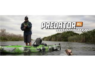 !!Predator XL con Motor Minn Kota Salt Water!, Aqua Sports Kayaks Distributors Puerto Rico 1991 Puerto Rico