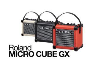 Roland Micro Cube GXW, STEVAN MICHEO MUSIC Puerto Rico