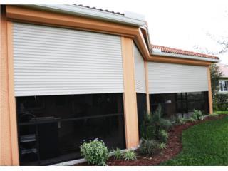 Rollup Tormentera Residencial y Comercial, EURO GARAGE DOORS Puerto Rico