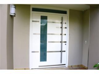 Puerta De Entrada, EURO GARAGE DOORS Puerto Rico