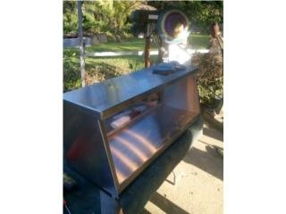 vitinas en ssteel hechas a la medida con glo , Restaurant Equipment and Steel Puerto Rico