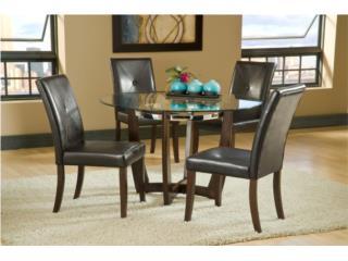 Muebles mesas comedor puerto rico for Puerto rico juego de mesa