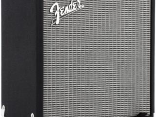Amplificador de Bajo Fender Rumble 25, STEVAN MICHEO MUSIC Puerto Rico