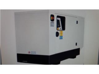 GENERADORES DE GAS USA GM DESDE 30 KW , CF GENERATOR SALE & SUPPLY CORP. Puerto Rico