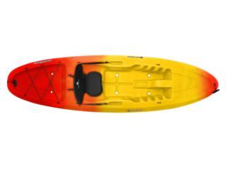 Rambler 9.5 Para Pesca y Diversion Familiar, Aqua Sports Kayaks Puerto Rico Puerto Rico