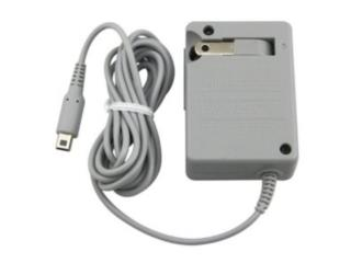 Cargador para New 3DS, DSi, 3DS regular o XL, PRO Electronics Puerto Rico