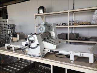 Laminadora Reversible de mesa o de piso , @ Muñoz Bakery Equipment, Inc. Puerto Rico