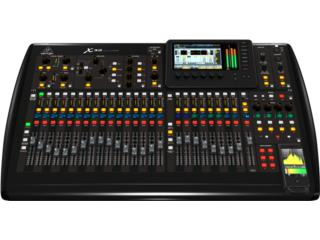 Consola Digital Behringer XR32 canales NUEVA, Music & Technology Puerto Rico