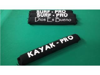 RACK PADS , los que no se despintan, KAYAK, ROOF RACKS & CAR WASH PRODUCTS Puerto Rico