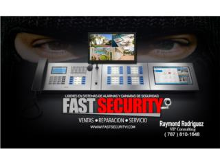INTERCOM , FAST SECURITY  Puerto Rico