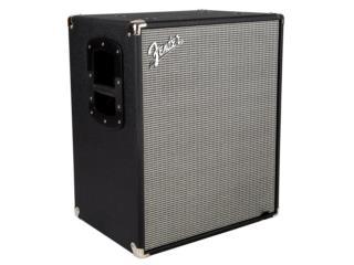 Fender Rumble 210 Cabinet, Music Access Store, Ave. De Diego, Puerto Nuevo Puerto Rico