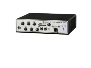 Aguilar Tone Hammer 500 Bass Amp Head, Music Access Store, Ave. De Diego, Puerto Nuevo Puerto Rico