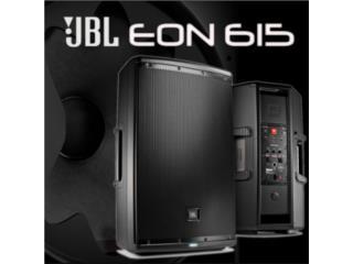 Bocina Amplificada JBL EON 615, Music & Technology Puerto Rico