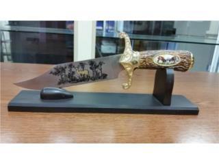 Cuchillo Caseria de Exhibicion, WSB Supplies Puerto Rico