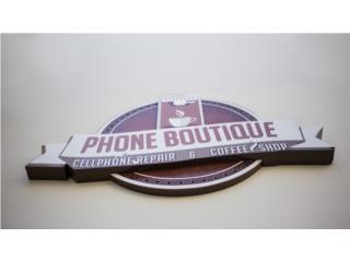 IPHONES 5,5C,5S,6,6PLUS Y 7 A LA VENTA, PHONE BOUTIQUE & COFFEE SHOP Puerto Rico