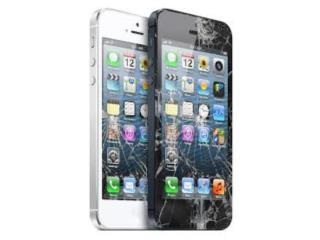 Pantallas iphone 5 5s 4 4s , Mobile Solutions Puerto Rico