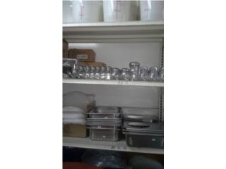 STEAM TABLE PAN / MIXING BOWLS, Equipos Comerciales Puerto Rico