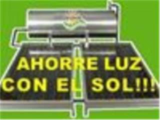 CALENTADOR SOLAR UNIVERSAL DISTINCION 2P/82GL, UNIVERSAL SOLAR, 787-817-5555 OFIC. CENTRAL Puerto Rico
