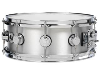 DW Aluminum Snare Drum  , STEVAN MICHEO MUSIC Puerto Rico