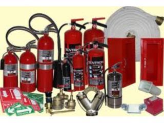 Extintor TIPO K - Nuevo y Usados , FIRE FOE INC PR Puerto Rico