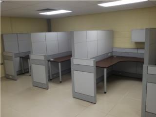 MODULO DE OFICINA USADO NUEVO REACONDICIONADO, A E NOVA Contractors Puerto Rico