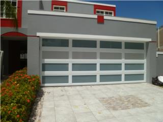 PUERTA GARAGE A SU GUSTO, EXOTIC SECURITY WINDOWS Puerto Rico