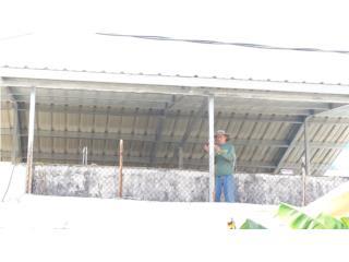 TECHOS GALVANIZADOS, Diseño Tropical Puerto Rico