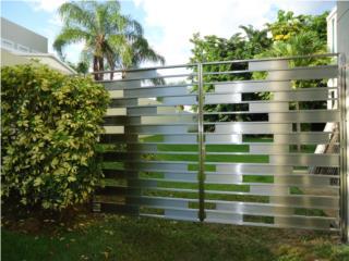 Porton en Stainless Steel, Steel Solution, LLC Puerto Rico
