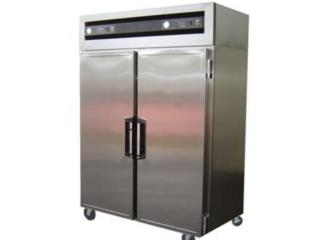 NEVERA / FREEZER ( COMBO )con PUERTAS S/S., AA Industrial Kitchen Inc Puerto Rico