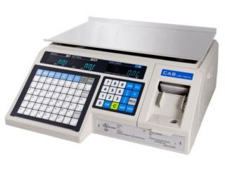 Balanza - CAS LP-1000 Price Computing / DACO, Altech Instrumentation Service Puerto Rico