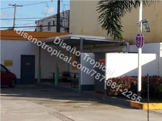 NO FILTRACION  GALVALUME, Diseño Tropical Puerto Rico