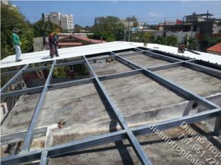 FILTRACION? TENEMOS LA SOLUCION, Diseño Tropical Puerto Rico